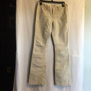🌈Aeropostale corduroy pants size 1/2 Reg